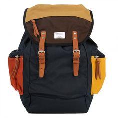 Sandqvist Multi-coloured Lars-Göran Backpack