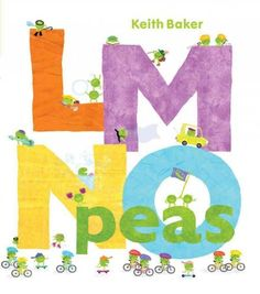 """LMNO peas"" by Keith Baker"