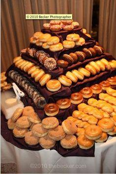 Food Bar ~ Donut Bar @Jenise Rychnovsky Rychnovsky Minas