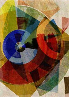 "Saatchi Art Artist Jack Smith; Collage, ""London Geometrics TEN - Giclée - A1 Edition #1 of 6"" #art"