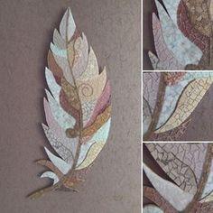 "Mosaic artwork ""Light feather"" by artist Julia Gorbunova Mosaic Artwork, Mosaic Wall Art, Mirror Mosaic, Tile Art, Mosaic Tiles, Mosaics, Mosaic Art Projects, Mosaic Crafts, Mosaic Designs"