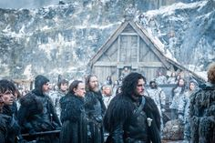 """Game of Thrones """"Hardhome"""" S5EP8"""