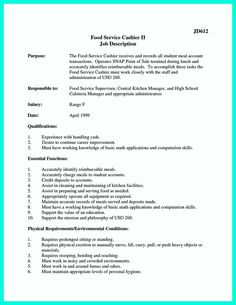 resume template nice Terrible Mistakes to Avoid When You Make Your Cashier Resume, Check more at http://snefci.org/terrible-mistakes-to-avoid-when-you-make-your-cashier-resume