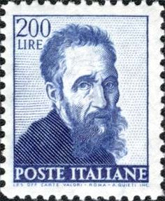 Testa di Michelangelo