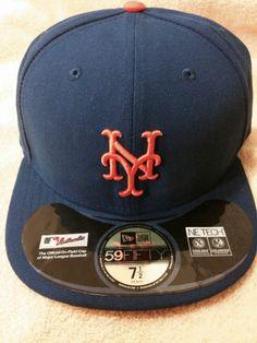 NEW ERA Hat Fitted Cap 5950 MLB Baseball New York METS 50th anniversary 7 1  5e41b7f74f6