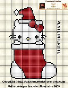 Bonjour, Dernier jour de Novembre = dernière grille pour ce mois-ci. Je vous offre une nouvelle grille d'Hello Kitty sur le thème de Noël. J'espère qu'elle vous plaira. Pour la télécharger ou l'imprimer, il suffit de cliquer sur l'image ci-dessous. Pour...
