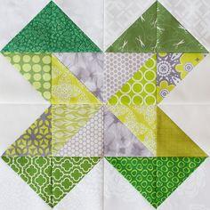 half-square triangle inspiration