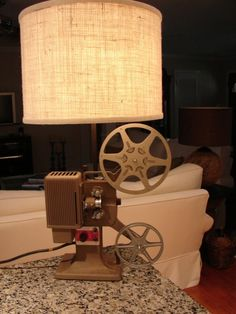 Looking inspiration about steampunk bedroom ideas for your home? There are many steampunk wall decor for your bedroom to be set to steampunk themed Cool Lights For Bedroom, Bedroom Lighting, Pop Design, Decoration Design, Decor Interior Design, Steampunk Bedroom, Cool Lamps, Bedside Lamp, Awesome Bedrooms
