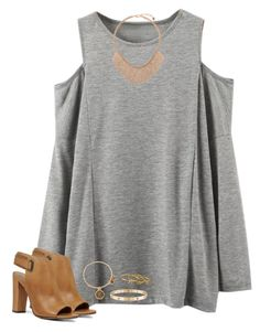 """yesterday's song"" by hailstails ❤ liked on Polyvore featuring WithChic, ALDO, Alex and Ani, Cartier, Gorjana and BERRICLE"