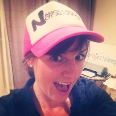 Narcolepsy: Not Alone hot pink trucker hat! Awareness Campaign, Hot Pink, Baseball Hats, Awesome, Baseball Caps, Pink, Caps Hats, Baseball Cap, Snapback Hats