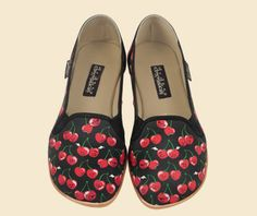 Alpargaticas shoes from the venezuelan brand Hot Chocolate Design