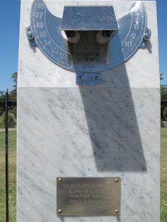 Reloj Solar :: Planetario de la Ciudad de Buenos Aires