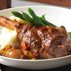 Mouth watering Italian style lamb shanks in the Pressure Cooker #lambshanks #pressurecooker #chefstoolbox