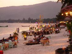 Chaweng Beach - Koh Samui, Thailand