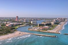 Just a few steps away from Boca's beautiful beaches at Waterstone Resort & Marina.