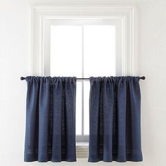 Dress up your windows and create a picturesque kitchen setting with the help of our beautiful kitchen window curtains! Shop and save online today! Panel Curtains, Valance, Kitchen Window Curtains, Kitchen Curtain Sets, Curtain Length, Beautiful Kitchens, Rod Pocket, Decor Styles
