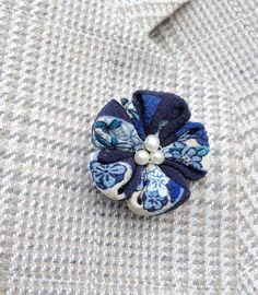 106 best lapel flower pins images on pinterest in 2018 custom blue lapel flower silk boutonniere mens lapel pin flower lapel pin gifts for men custom lapel mightylinksfo