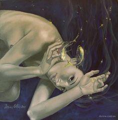 "«""Pisces""…from ""Zodiac signs"" series» de dorina costras"