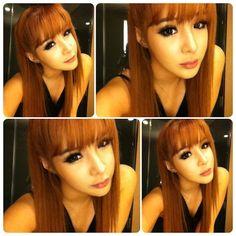 2NE1それぞれの秋夕 ダラちゃんはダドゥンとドライブボムちんは連休返上!?   rhythm韓.com : 2NE1のセクシーボム(BOM)の画像集 - NAVER まとめ