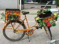 Typical Dutch bike