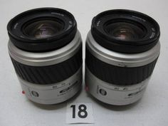 5L264GA MINOLTA 35-80mm F4-5.6 レンズまとめて2本ジャンク_画像1