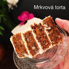 Božská MRKVOVÁ TORTA   adelkaskitchen