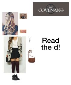 """""""The Covenant: Out and About (Read the d!)"""" by nerdbucket ❤ liked on Polyvore featuring Bling Jewelry, Aéropostale, Ultimate and American Eagle Outfitters"""