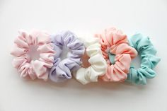 Hair Scrunchie - Spring Pastel Series *Lavender Hair Scrunchie - Spring Pastel Series *Lavender* - KEY Handmade - 1 # professional Hairstyles for photos Womens Fashion Online, Latest Fashion For Women, Modelos Fashion, Lavender Hair, Pastel Purple, Pastel Hair, Purple Hair, Teal Blue, Twist Headband