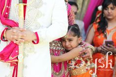 Candid Indian wedding photography