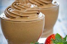Receita de Mousse de doce de leite em receitas de musses, veja essa e outras receitas aqui!