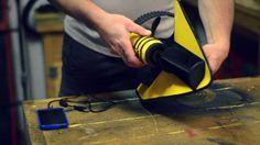 Hydrobee: een draagbare waterturbine om je gadgets mee op te laden…