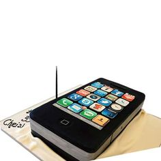 Order Iphone Cake Online, Buy and Send Iphone Cake from our Gift Store at cheapest prices - Wish A Cupcake