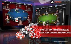 Daftar Idn Poker Terbaik Indonesia, DAFTAR IDN POKER TERBAIK AGEN JUDI ONLINE TERPERCAYA Best Casino Games, Online Casino Games, Online Gambling, Online Games, Online Poker, Slot Online, Poker Table For Sale, Poker Hands, Win Money