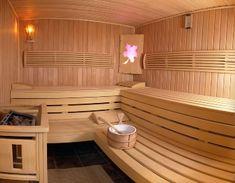 Custom Saunas - © Photographer: Krzysztof Subicki - http://www.dreamstime.com/Krzyssagit_info