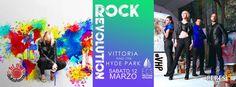 È questo il nome del nuovo progetto di Vittoria Hyde, eclettica cantante e speaker di Virgin Radio. Sabato 12 Marzo 2016 - Vecchia Dogana (CT)  Rock Revolution Blow Rock