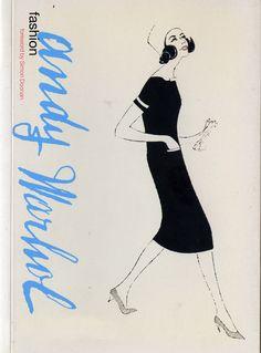"""""""Fashion"""" by Andy Warhol."""