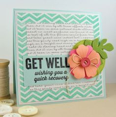 MFT: Pretty Poppies, Jumbo Mod Borders, Get Well Wishes, Die-namics Blueprints 3, Die-namics Stiched Circle Stax and die-namics Hibiscus. http://simplyhandmadebyheather.blogspot.com/2014/03/wishing-you-quick-recovery.html