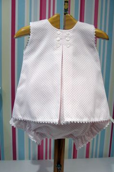 Baby Girl Dress Patterns, Baby Girl Dresses, Baby Patterns, Baby Dress, Diy Fashion, Fashion Outfits, Baby Sewing, Toddler Dress, Doll Clothes