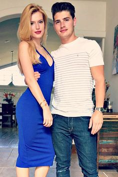 Bella Thorne Told Us Everything About Her Relationship with Gregg Sulkin, from Their Future Pet to His Weird Quirks Cute Celebrity Couples, Celebrity Gossip, Cute Couples, Celebrity Style, Gregg Sulkin Bella Thorne, Belle Thorne, Disney Channel Games, Red Peekaboo, My Own Worst Enemy