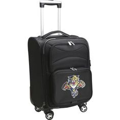 Denco NHL Carry-On Spinner, Panthers, Black