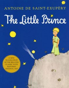 There's hardly a more profound reflection on human truth than Antoine de Saint-Exupéry's The Little Prince, charmingly written and beautifully illustrated in a way that sweeps you into a whirlwind of childhood imagination and in the process gently lands you on the deepest truths of existential philosophy.