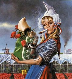 Ihre Frau Antje aus Holland