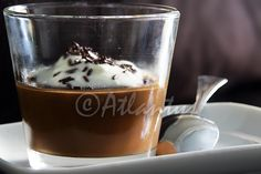 Terapia do Tacho: Pudim de chocolate (Chocolate pudding)