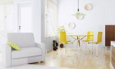 Come arredare un monolocale: 10 consigli per guadagnare spazio | La seconda casa non si scorda mai