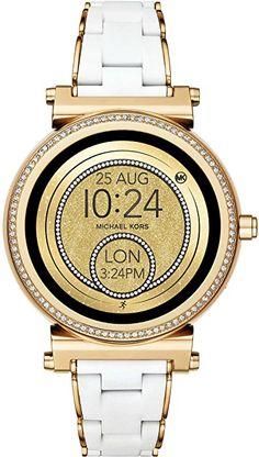 d10d7b66af26 Michael Kors Unisex Watch MKT5039  Amazon.co.uk  Watches