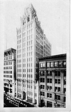 The Pigott Building Hamilton Ontario Canada, The Old Days, The Province, Countries Of The World, Stock Market, Wonderful Places, Old Photos, Offices, Castles