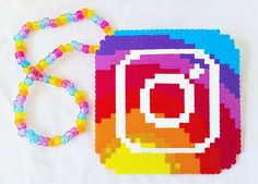Instagram Kandi Necklace