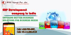 Best Deal from ERP software company in Delhi NCR, RVS Infosoft is a top-rated ERP software company. we offer a wide range of opportunities to boost sales on ERP software companies. Contact now. US and: India. Application Development, Software Development, Delhi Ncr, Top Rated, United States, Range, India, Search, Business