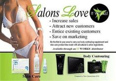 Salons love this product
