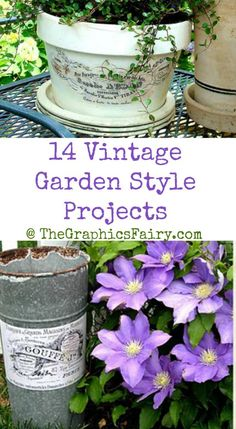 Cleaning Gardening Tools and getting them in shape for spring!  www.onegoodthingb...